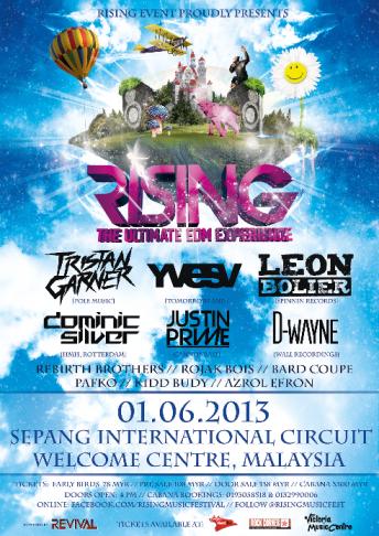 Rising Music Fest