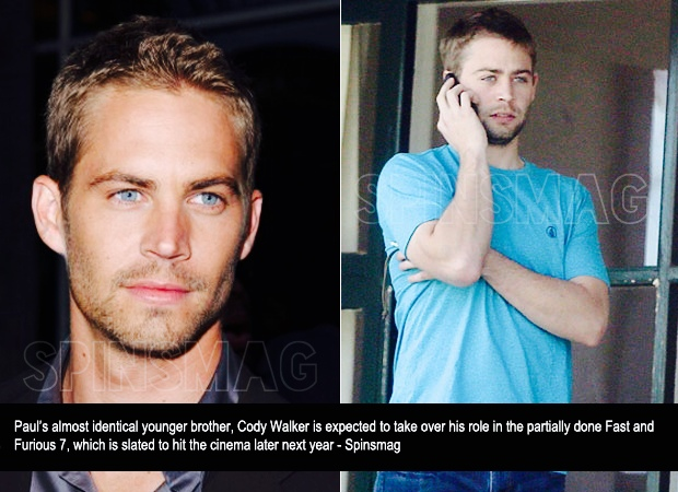 paul and cody walker