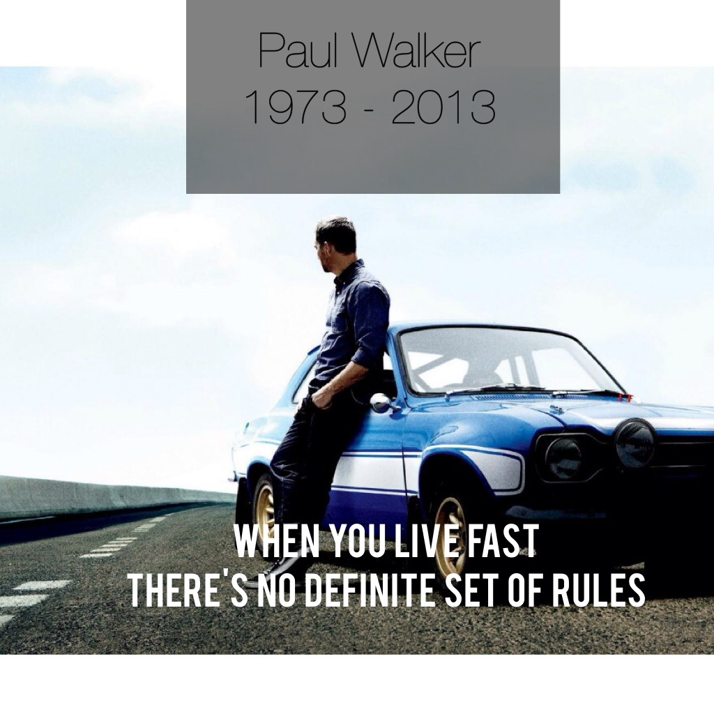 quotes from fast and furious paul walker