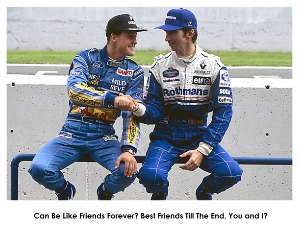 hill and schumi