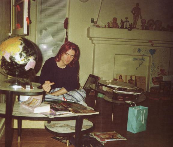 Kurt Cobain Graphic Crime Scene Photos Kurt cobain's 20th will also