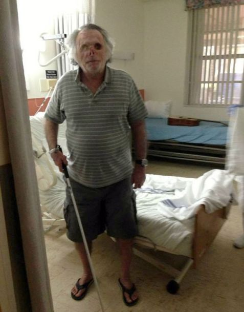 'Miami cannibal' victim Ronald Poppo